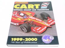 AUTOCOURSE CART OFFICIAL YEARBOOK 1999-2000 Signed by various Reynard people